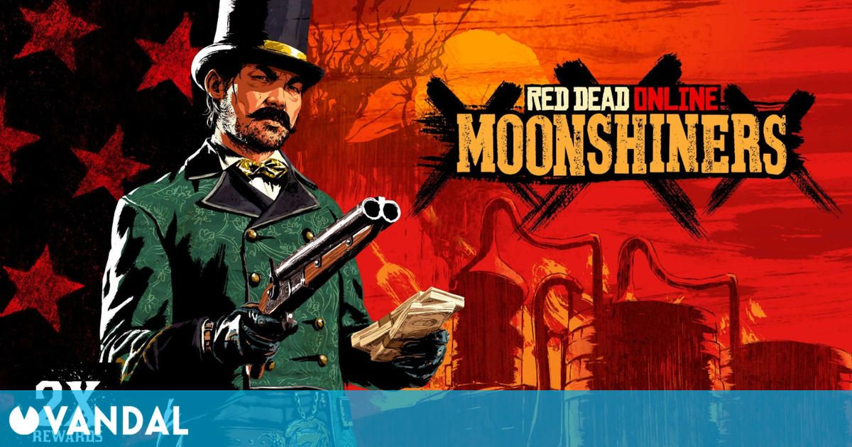 Red Dead Online presenta la semana de los Licoristas con bonificaciones, descuentos y más