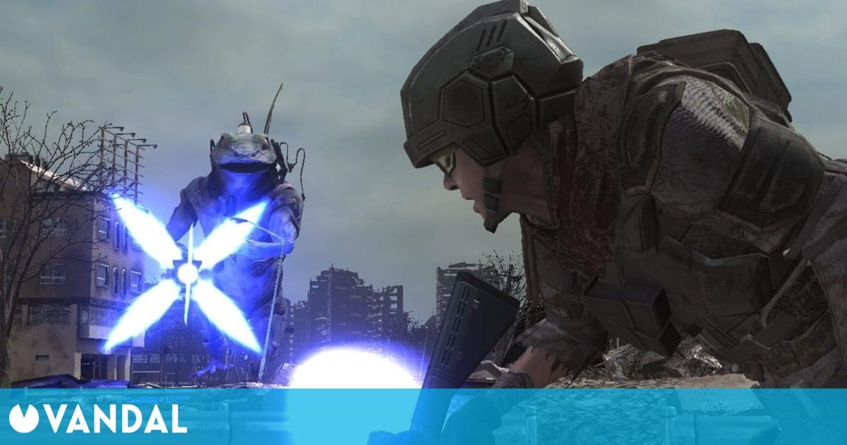 Earth Defense Force 6 despliega su acción en su primer tráiler oficial