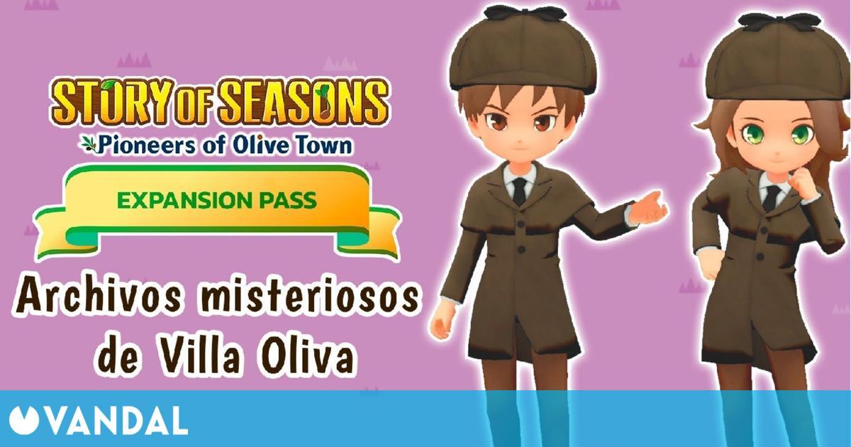 El primer DLC de Story of Seasons: Pioneers of Olive Town del Season Pass ya disponible