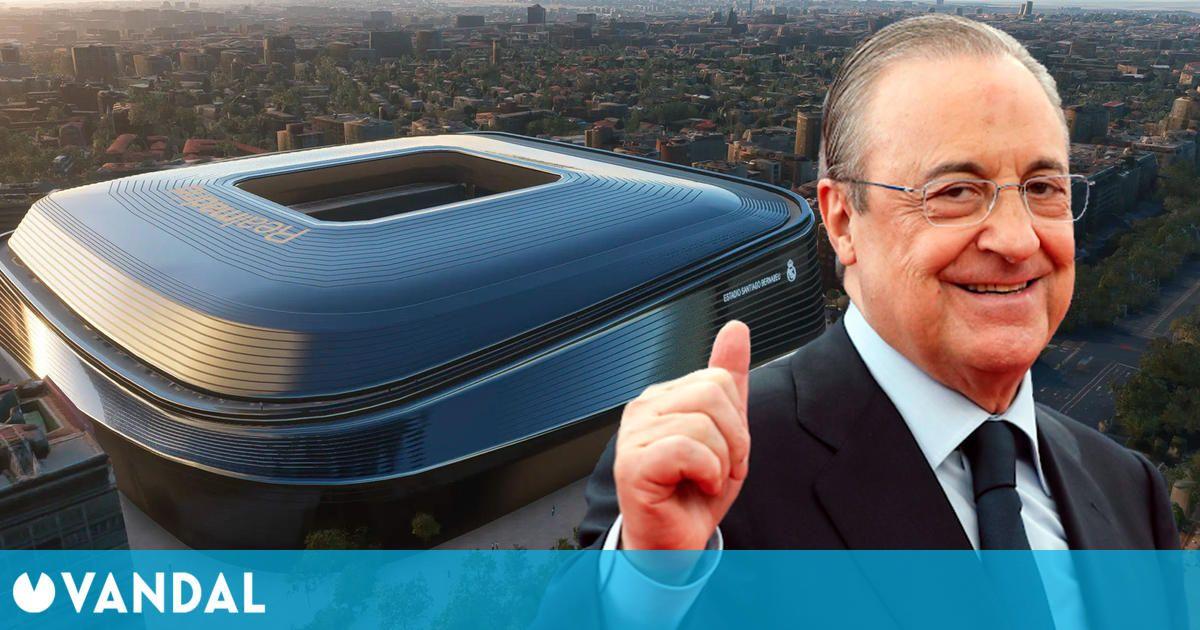 Microsoft Flight Simulator 2020 nos permite ver cómo será el nuevo estadio Santiago Bernabéu