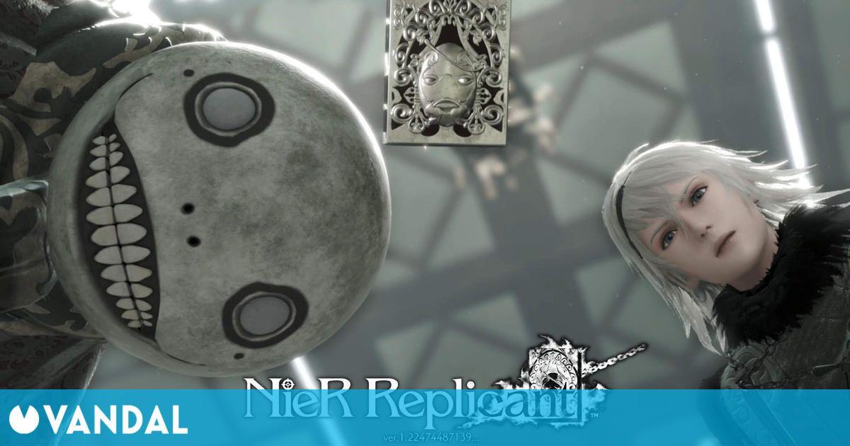 NieR Replicant ver.1.22474487139… se estrena en Japón como el más vendido de la semana