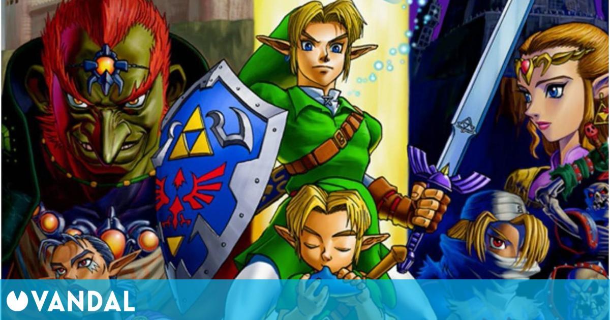 Zelda: Ocarina of Time y Majora's Mask llegarán este año a Switch según rumores