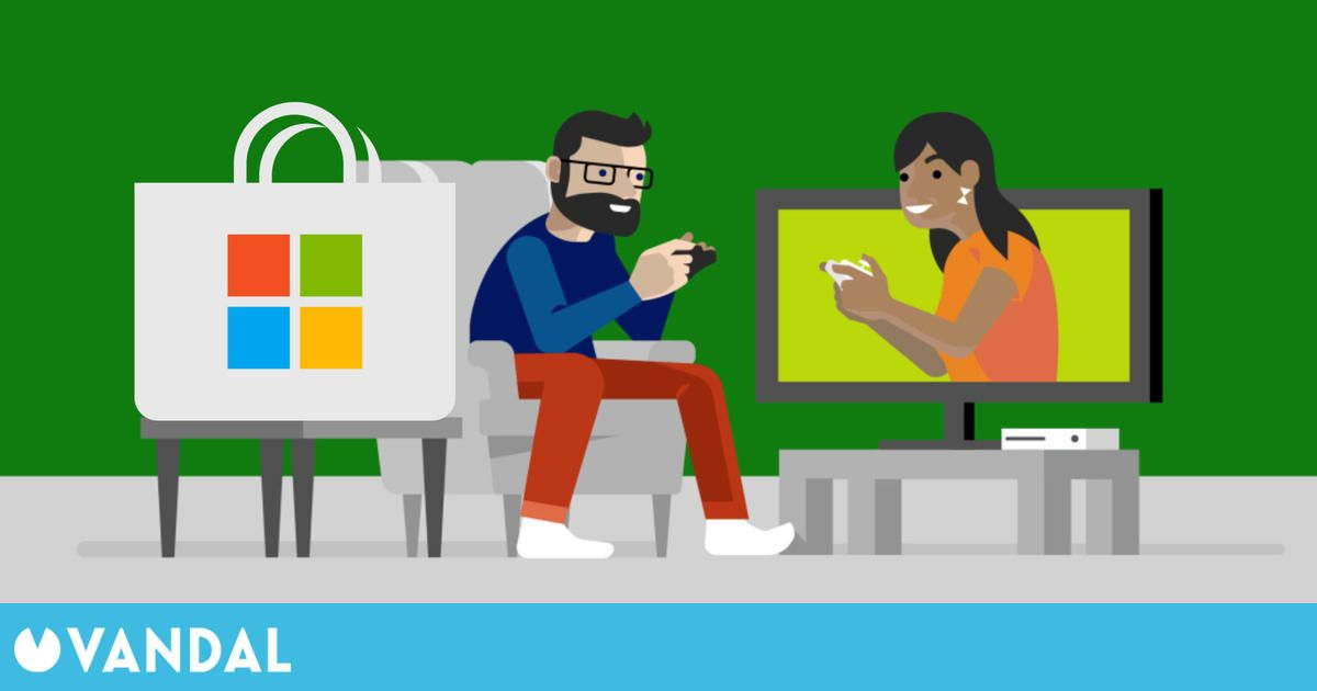 Microsoft Store reducirá su porcentaje de beneficios que obtiene de la venta de juegos de PC