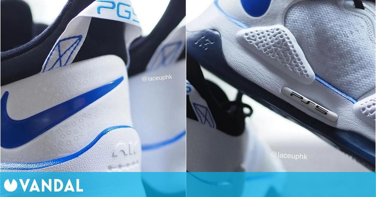 Nike y Sony unen fuerzas para diseñar estas zapatillas basadas en PS5