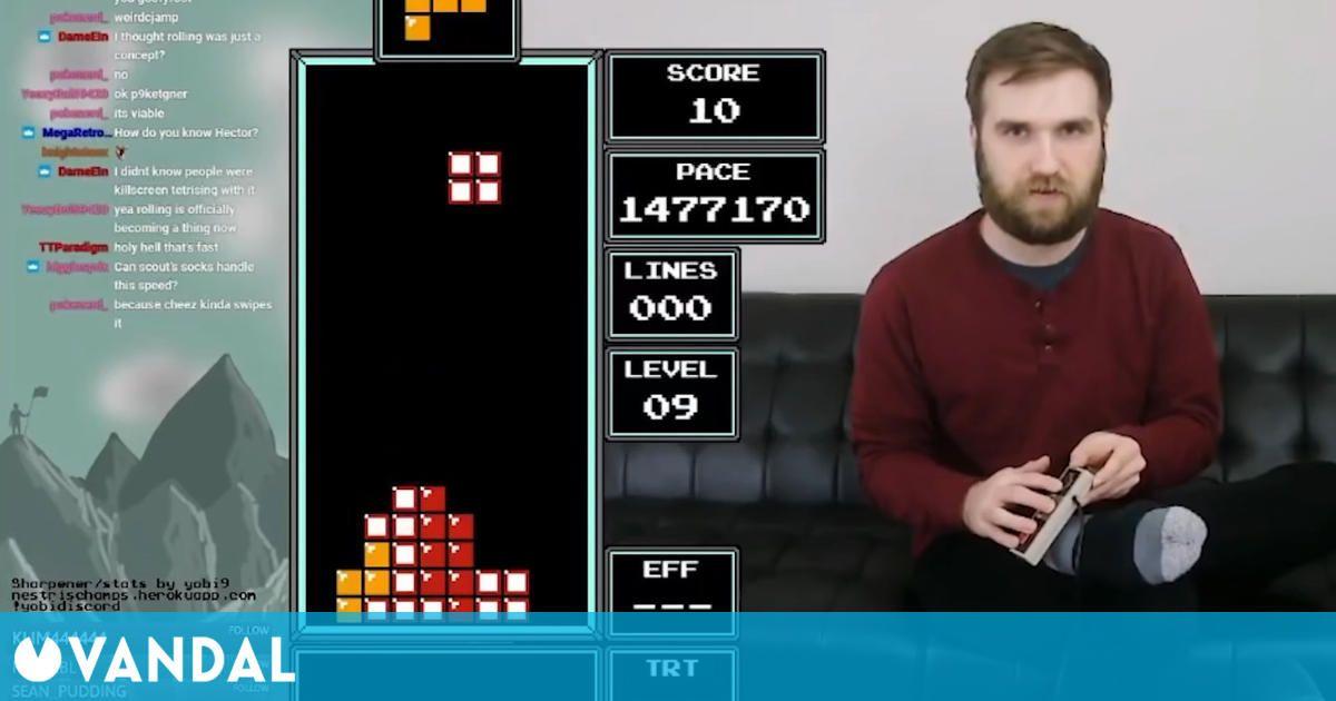 La nueva técnica para jugar a Tetris que está haciendo batir récords a los 'speedrunners'