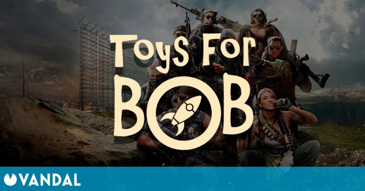 Toys for Bob, creadores de Crash Bandicoot 4, trabajarán en Call of Duty: Warzone