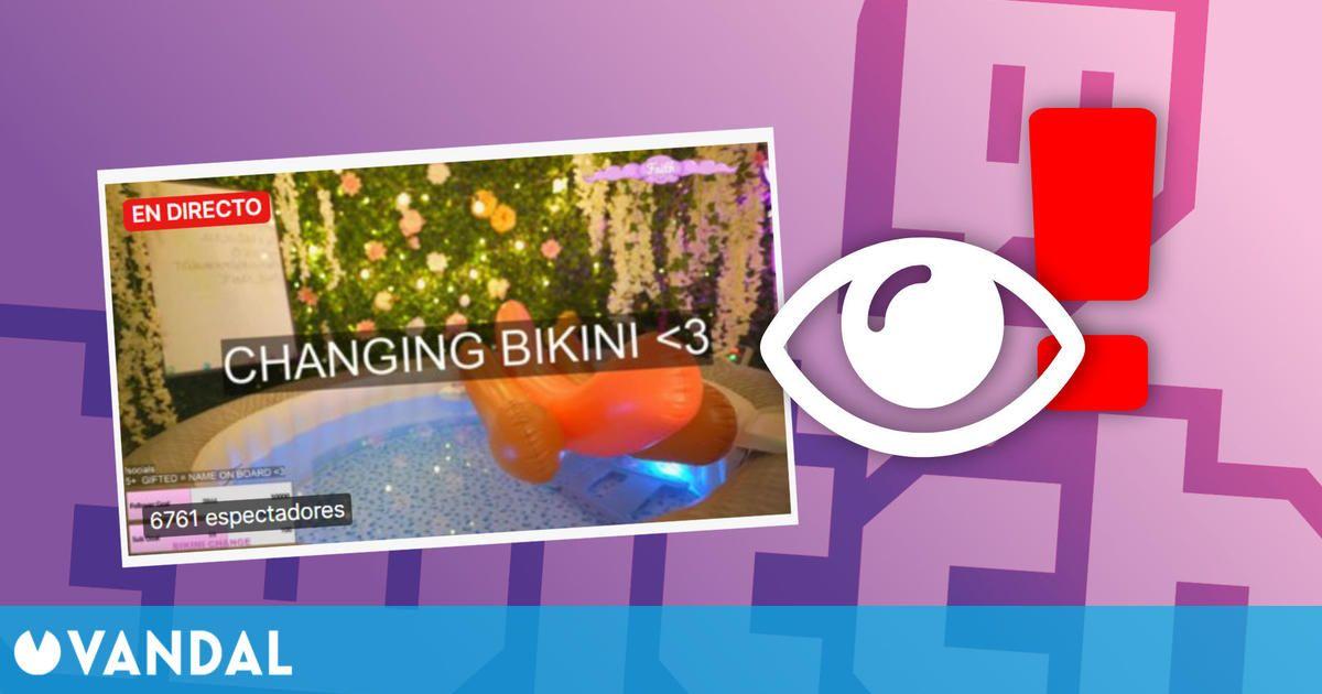 Twitch vigila de cerca la moda del 'hot tub', retransmitir en bañador desde jacuzzis