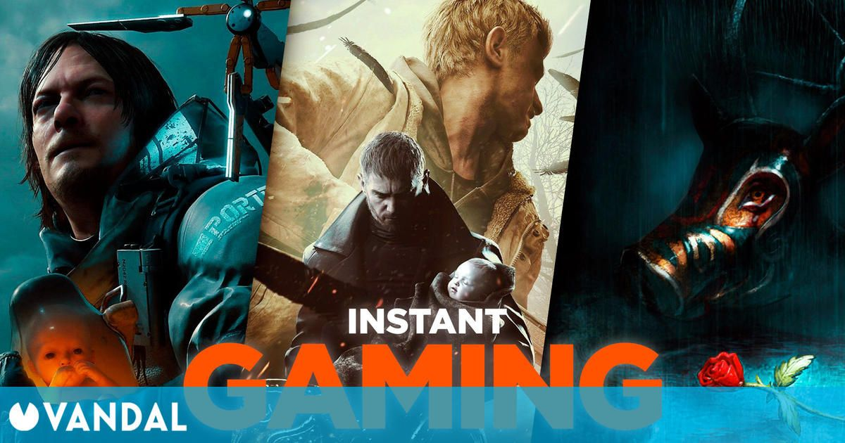 Las 10 mejores ofertas de Instant Gaming en terroríficos juegos para PC durante el fin de semana
