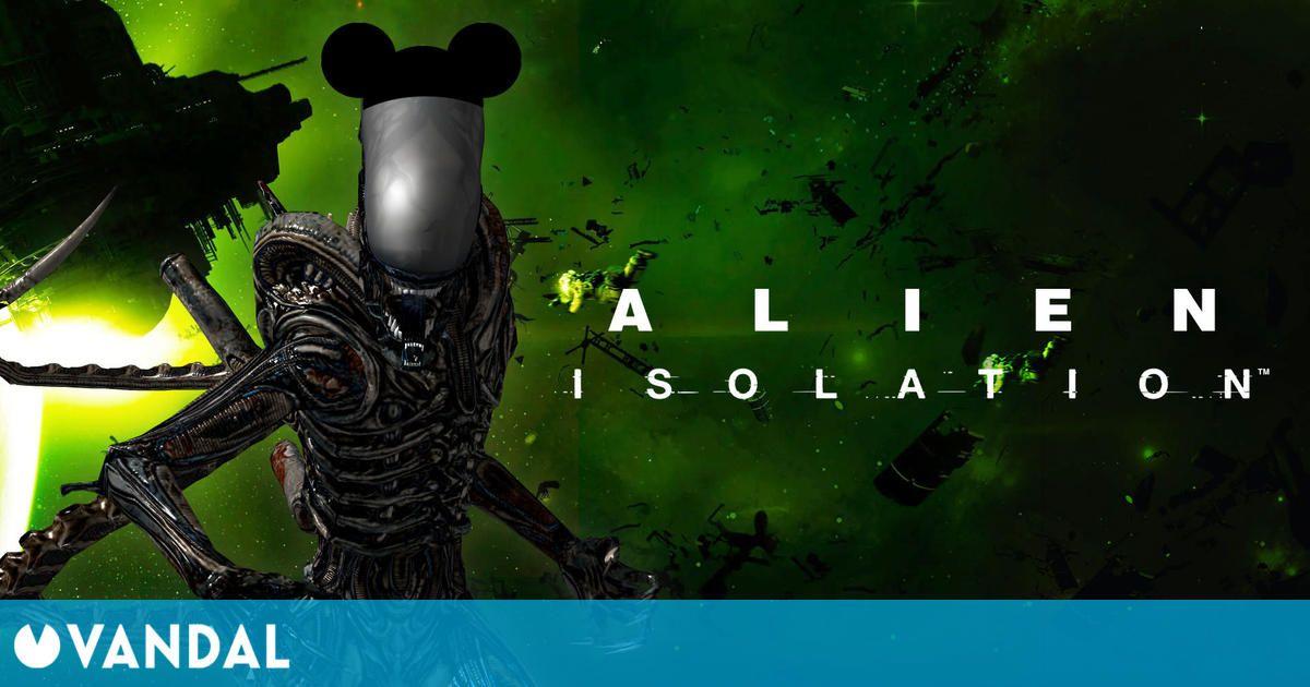 Disney ya estaría trabajando en Alien: Isolation 2, según rumores