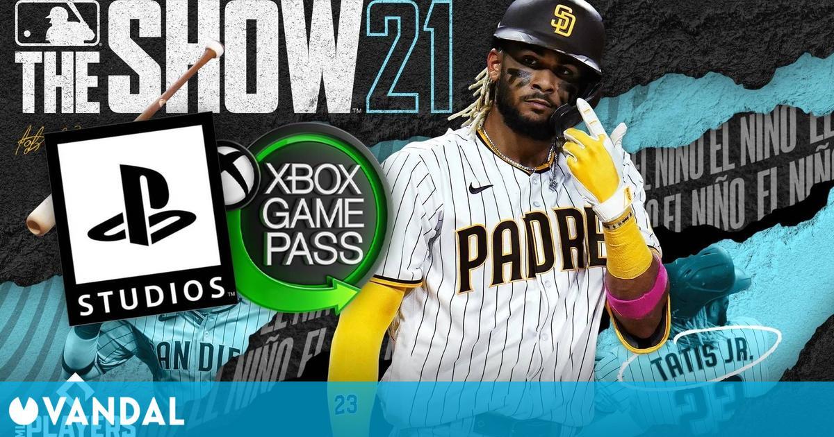 MLB The Show 21 será el primer juego de PlayStation Studios en llegar a Xbox Game Pass