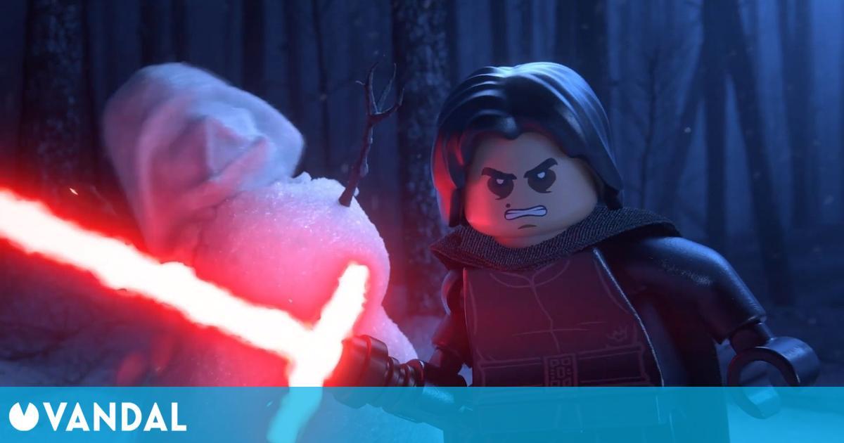 LEGO Star Wars: The Skywalker Saga retrasa su lanzamiento indefinidamente