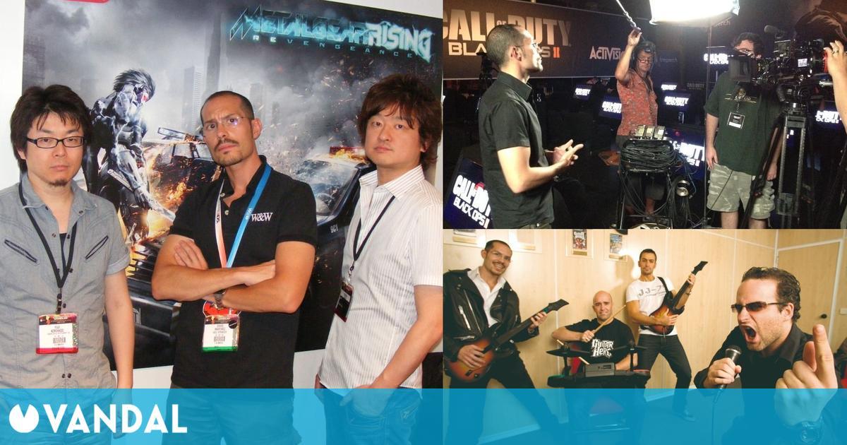 David Martínez nos cuenta cómo ha evolucionado el periodismo de videojuegos