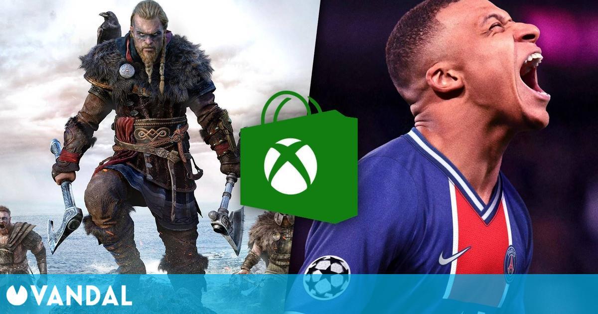 Las mejores Ofertas de Primavera de Xbox: Marvel's Avengers, Watch Dogs Legion, FIFA 21…