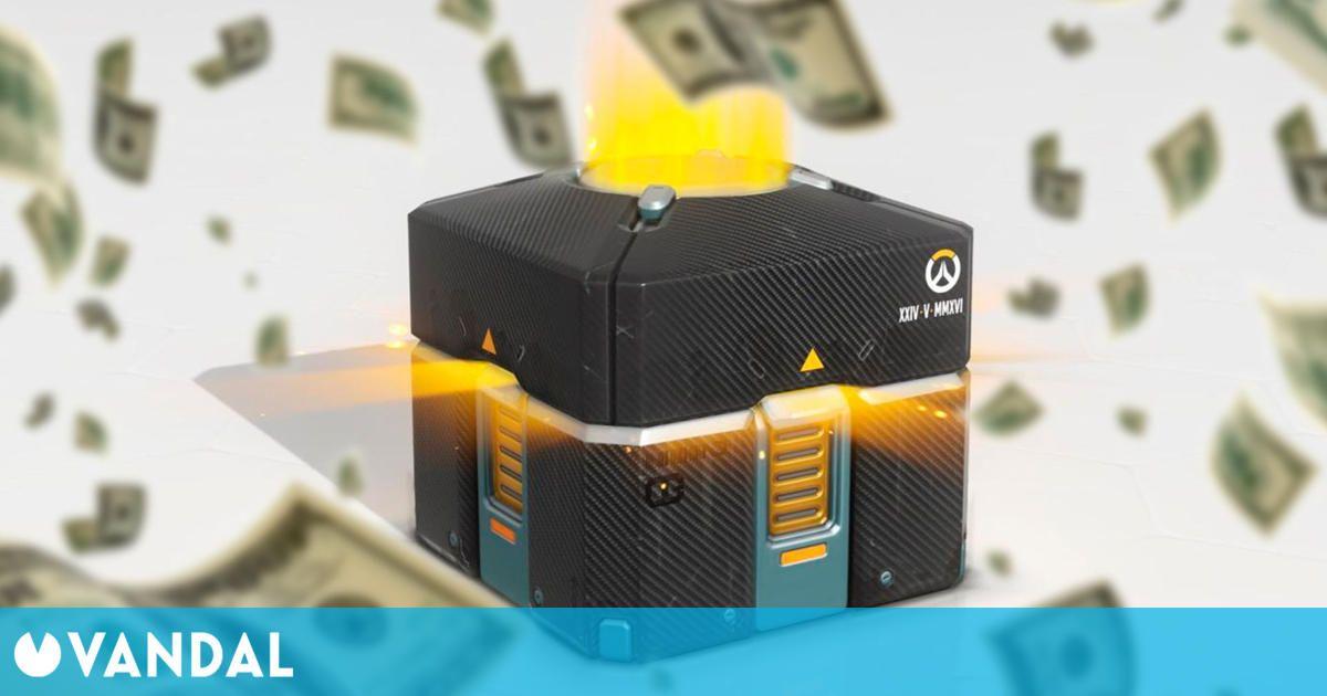 Un nuevo estudio conecta las 'cajas de botín' con problemas en los juegos de azar