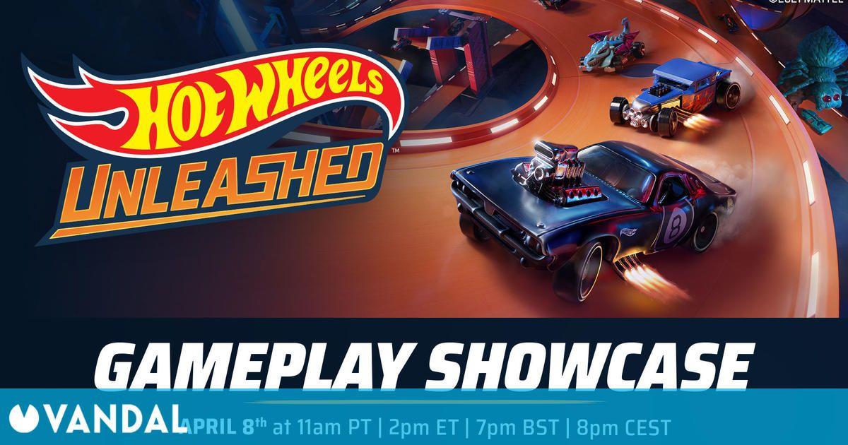 Hot Wheels Unleashed mostrará su gameplay por primera vez el 8 de abril