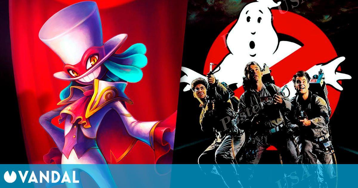 Balan Wonderworld: Los jugadores encuentran similitudes en su música con Los cazafantasmas