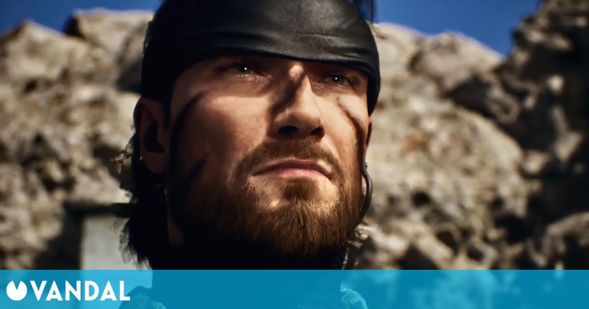 Un vídeo fan imagina Metal Gear Solid 3: Snake Eater con gráficos actuales y 'ray-tracing'