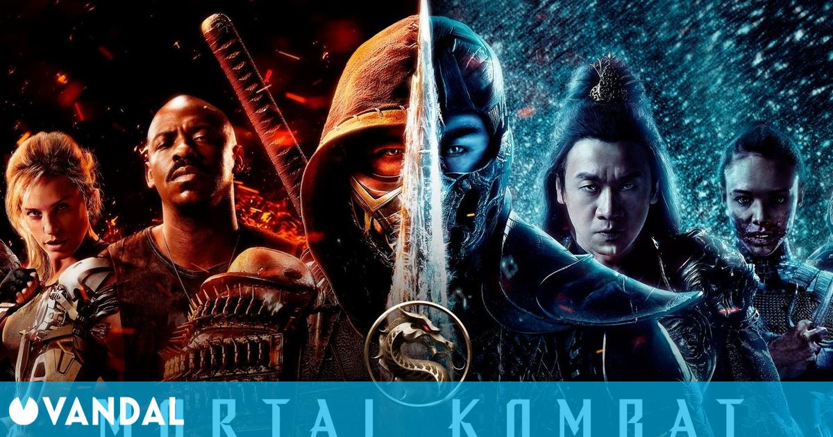 La película de Mortal Kombat muestra nuevas escenas y combates en este vídeo