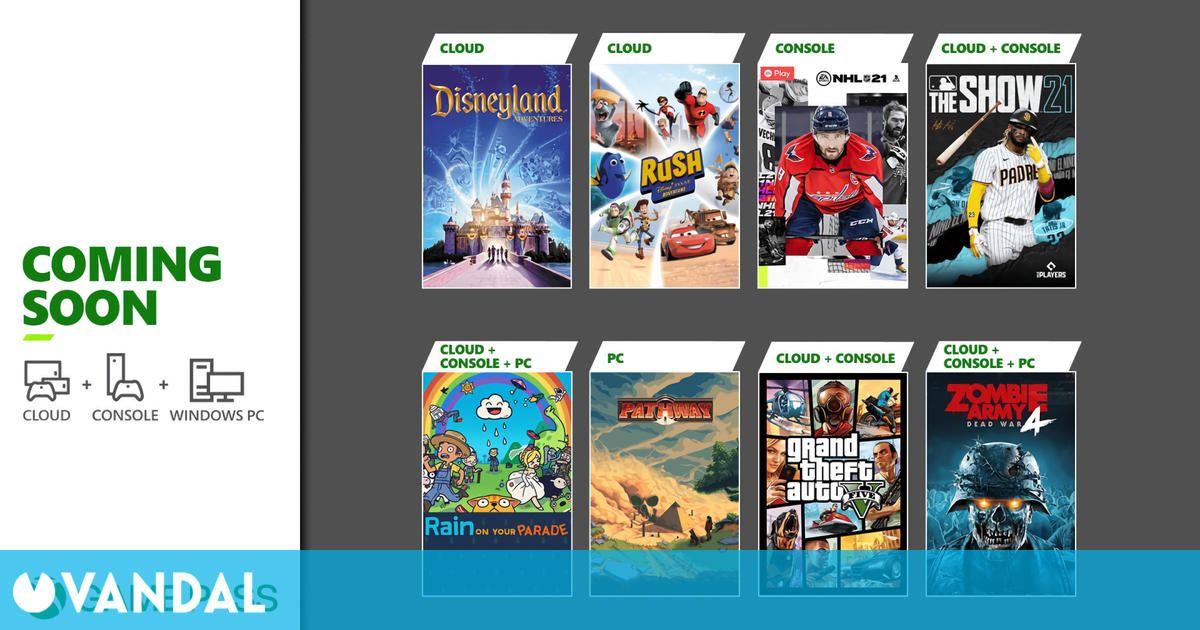 GTA 5, Zombie Army 4 y más se suman este mes al catálogo de Xbox Game Pass