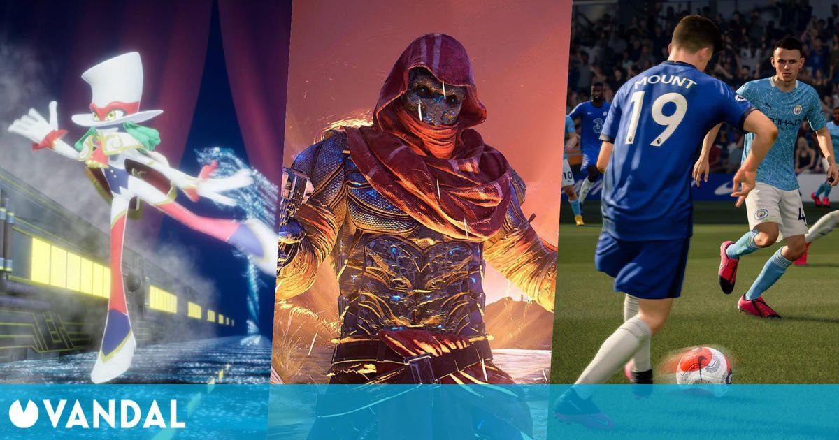 Ventas Reino Unido: Outriders se estrena en sexta posición y FIFA 21 domina el top