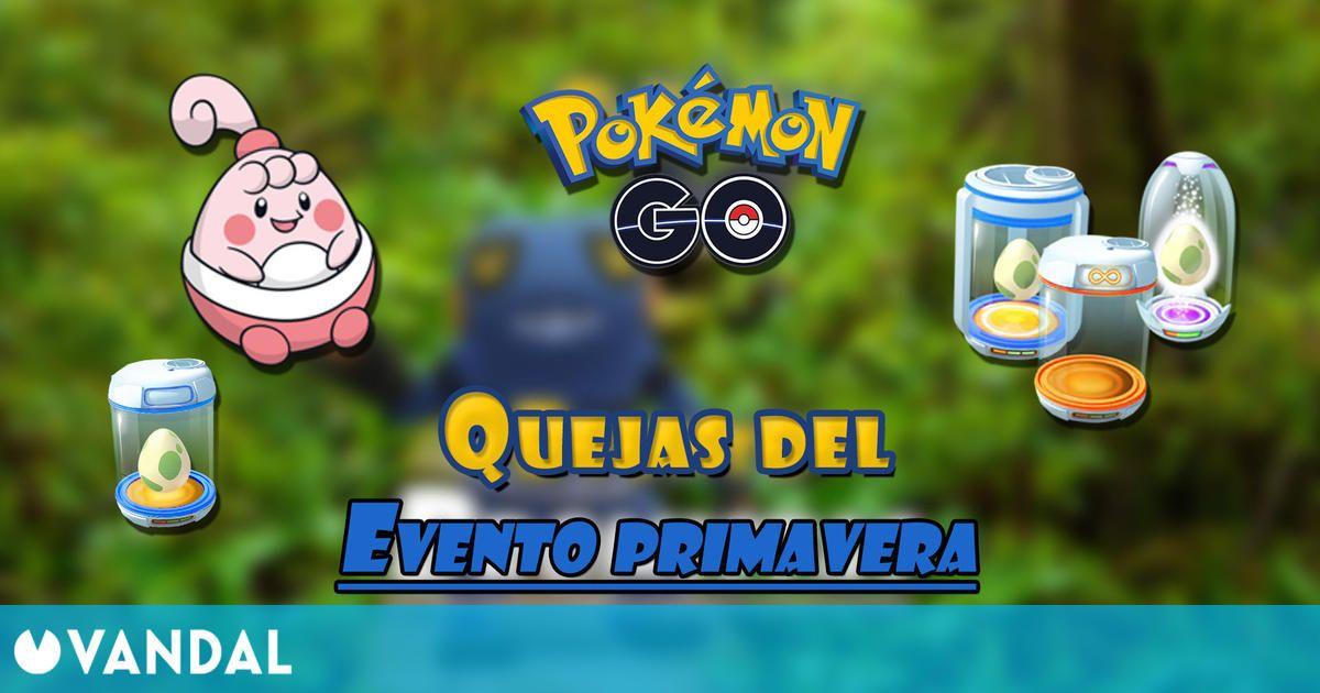 La comunidad de Pokémon GO está molesta con las bajas probabilidades de los Huevos