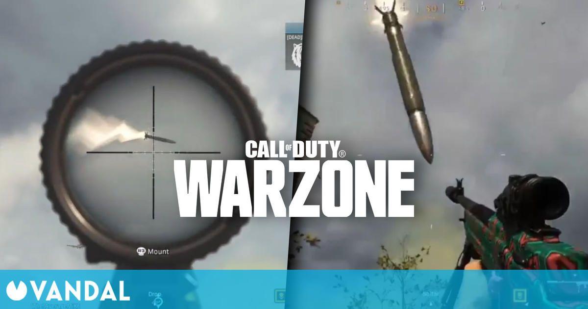 Call of Duty: Warzone: El bombardeo nuclear de Verdansk comienza antes de tiempo