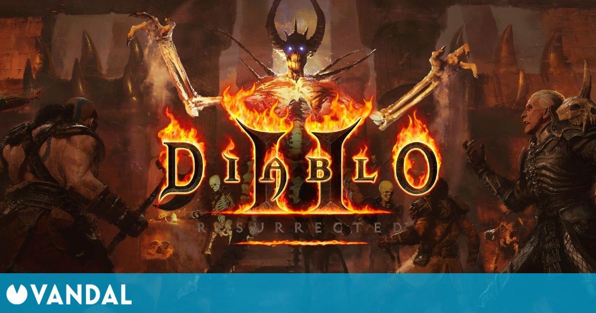 Diablo 2: Resurrected arrancará con su primera alfa para PC del 9 al 12 de abril