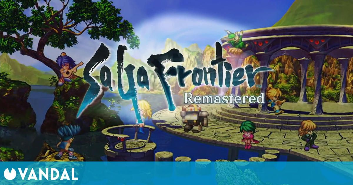 SaGa Frontier Remastered muestra su jugabilidad en ocho minutos de vídeo