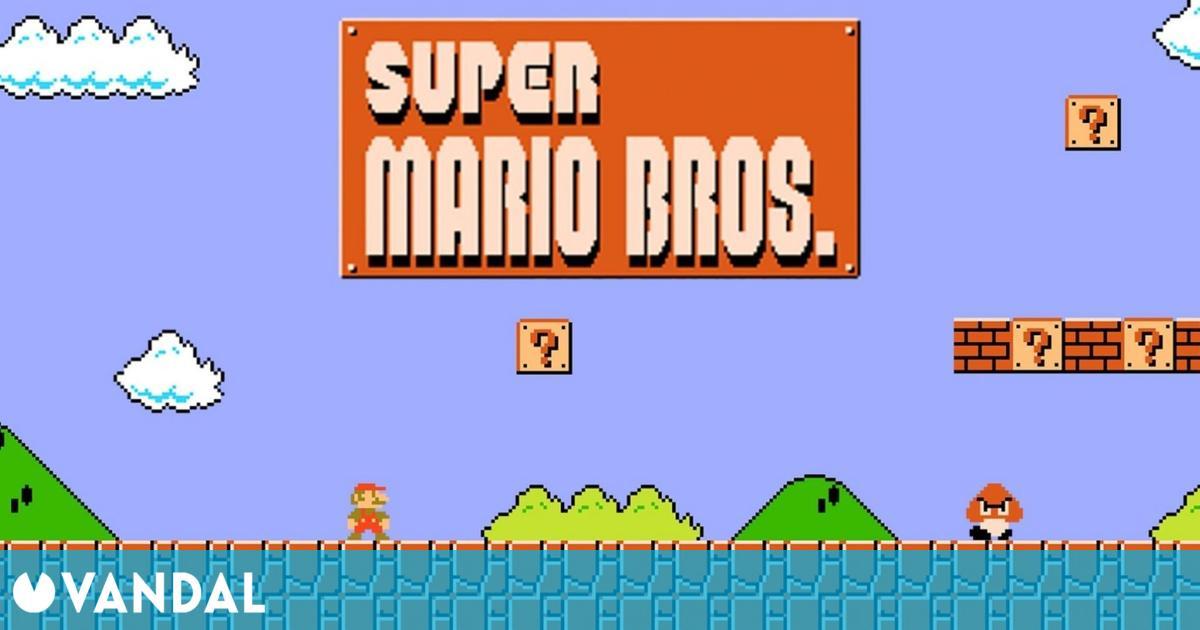 Nuevo récord en los 'speedrun' de Super Mario Bros: Completan el juego en 4:54