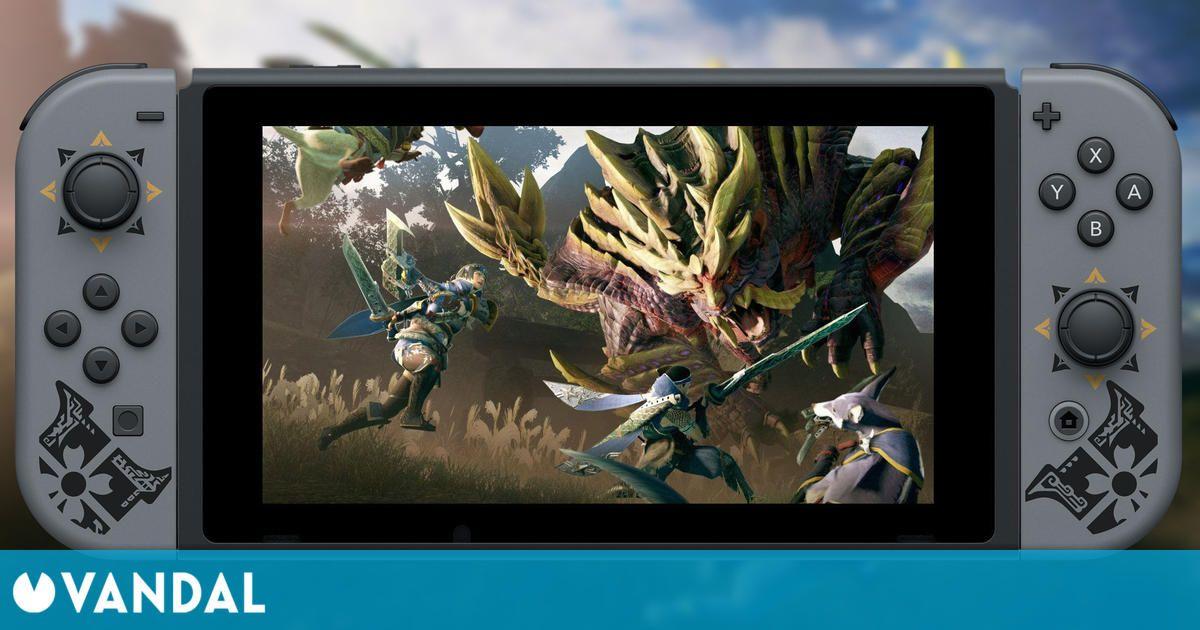 Ventas Japón: Monster Hunter Rise y Switch lo más vendido una semana más