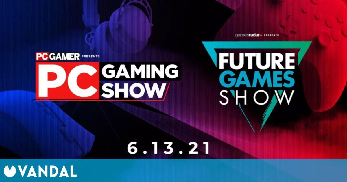 PC Gaming Show y Future Games Show 2021 se celebrarán online el 13 de junio