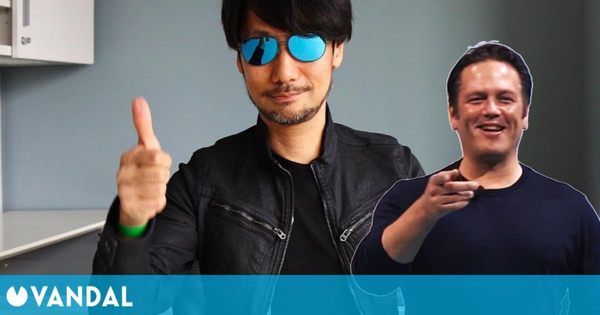 Hideo Kojima podría estar en conversaciones con Microsoft para su próximo juego