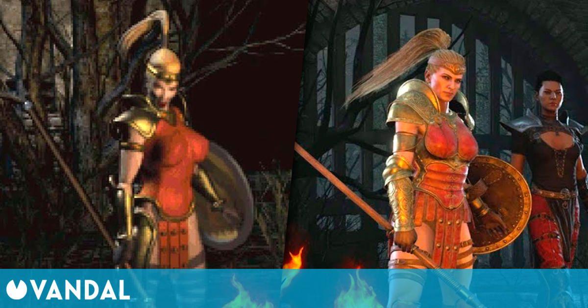 Diablo 2 Resurrected: Comparan el juego original con el remaster