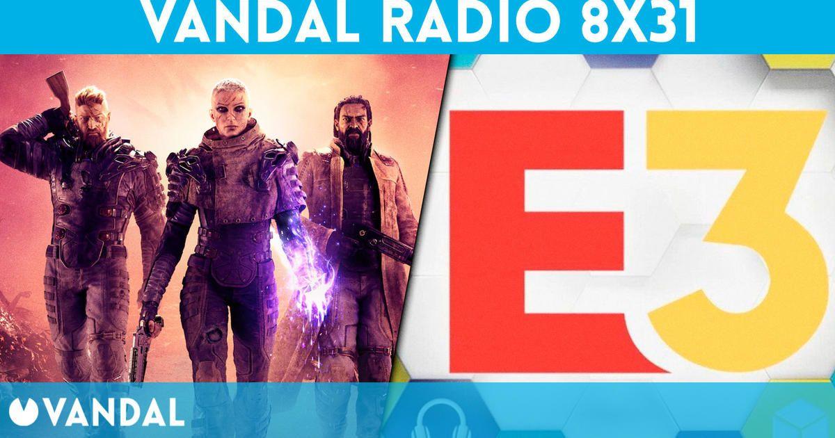 Vandal Radio 8×31 – E3 2021, Outriders, el cierre de PS Store y Super Nintendo World