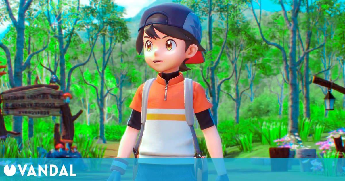 New Pokémon Snap repasa su jugabilidad en un amplio vídeo gameplay