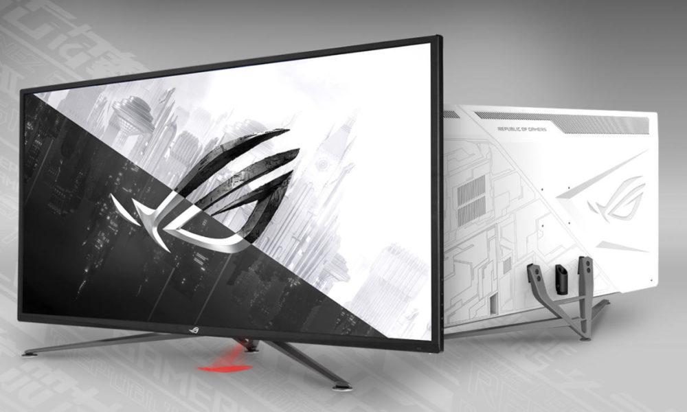 ASUS ROG Strix XG43UQ estrena la interfaz HDMI 2.1