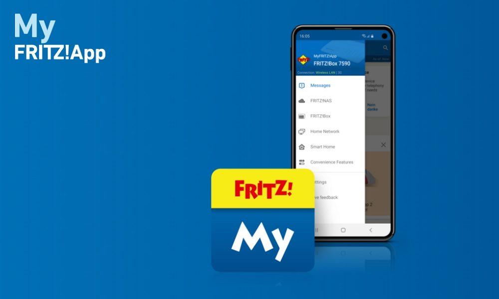 AVM FRITZ!App Fon, MyFRITZ!App y FRITZ!App WLAN: Claves