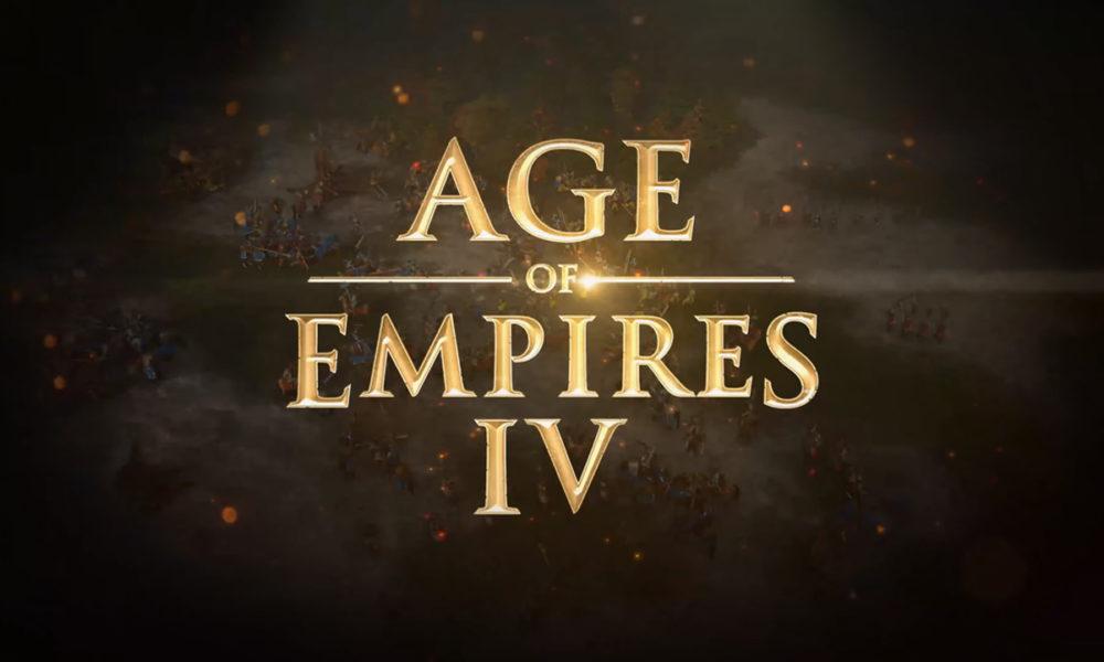 Age of Empires IV adelanta tráiler y fecha de lanzamiento