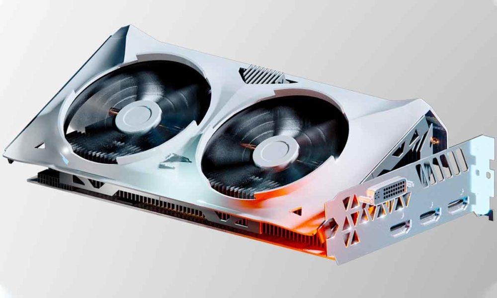 ¿GPU en vertical? No, mejor en oblicuo