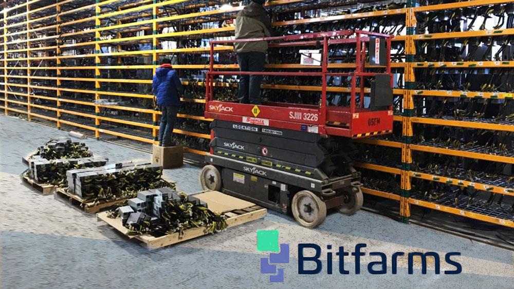 Argentina albergará el centro minero de bitcoin más grande de Bitfarms