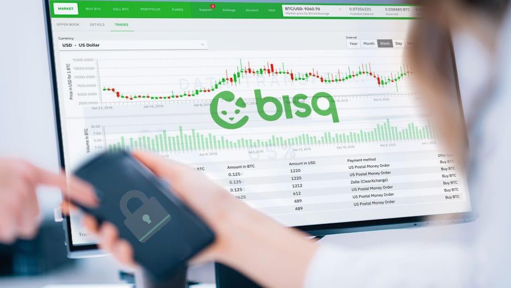 Aumento de intercambios en Bisq sugiere un mayor interés de bitcoiners en la privacidad