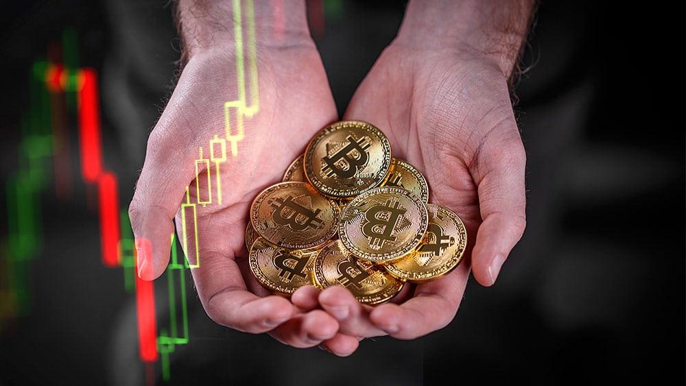 Ballenas acumularon 90.000 bitcoins durante casi todo el mes de abril