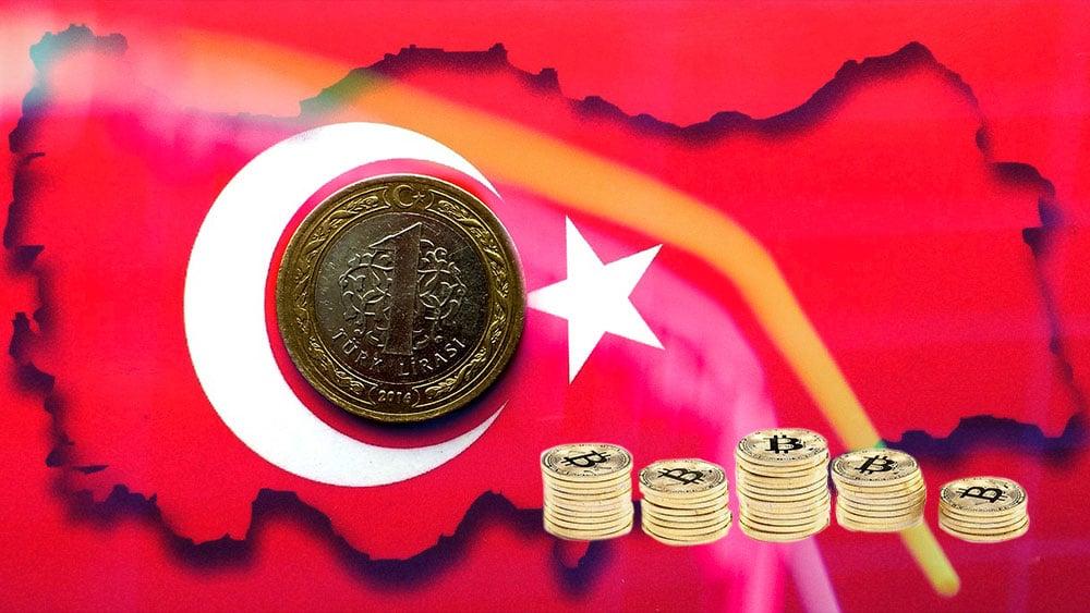 Banco Central de Turquía prohíbe el uso de bitcoin