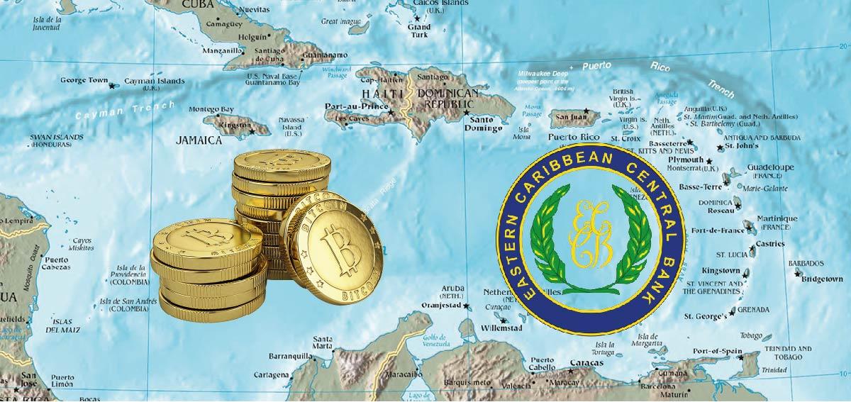 Banco Central del Caribe Oriental lanzó moneda digital en cuatro países