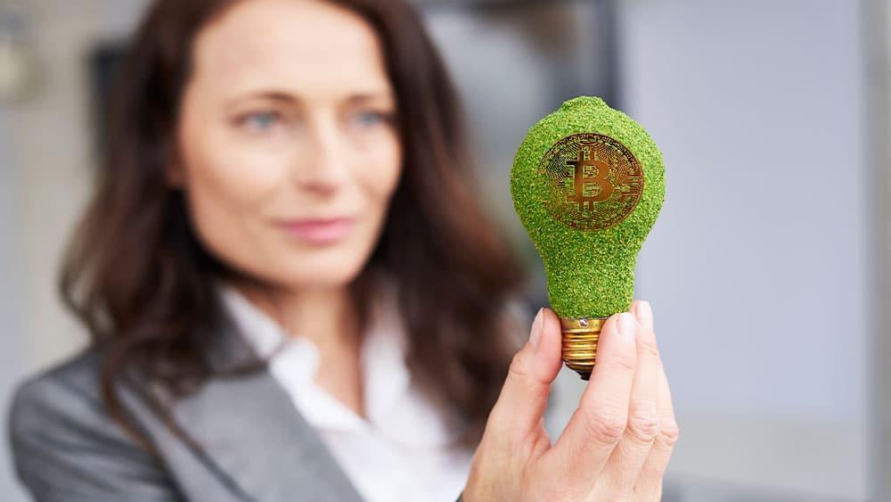 Bitcoin incentiva la adopción de energías limpias y renovables