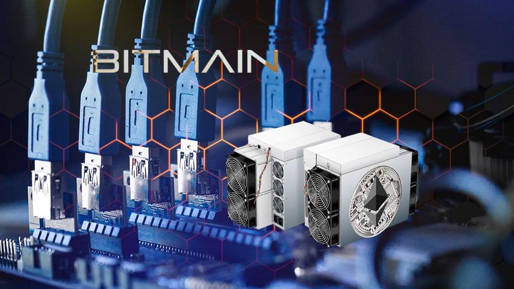 Bitmain alista un nuevo ASIC para la minería en Ethereum: el Antminer E9
