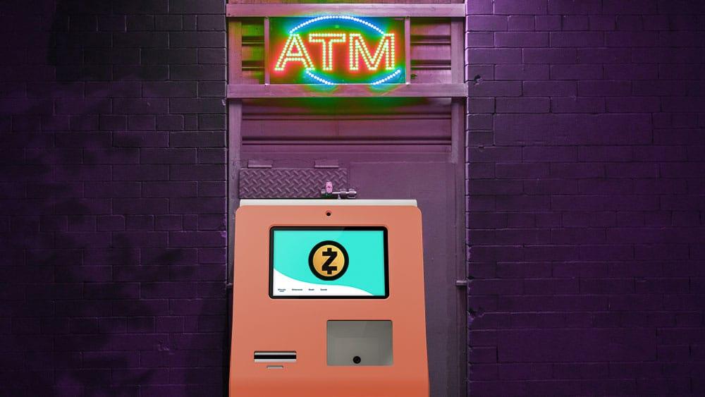 Estos cajeros automáticos ahora permiten retirar ZCash con privacidad elevada
