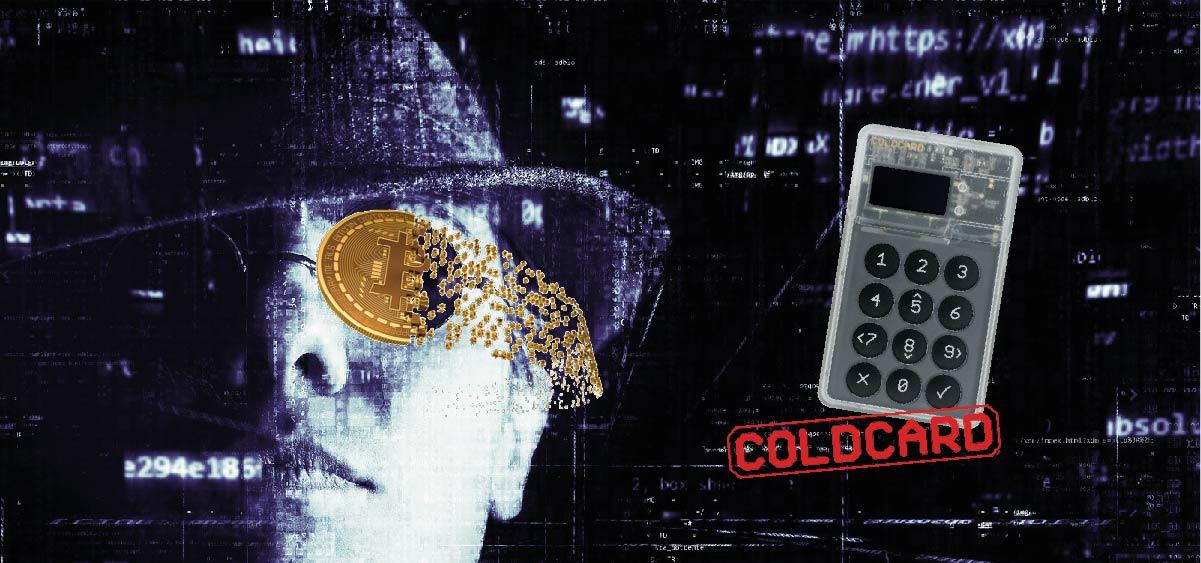 Descubren falla de seguridad en hardware del monedero de Bitcoin Coldcard Wallet
