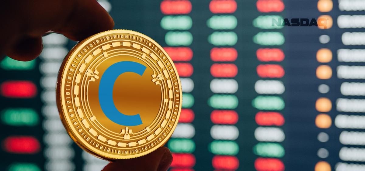Coinbase cotiza cerca de los USD 400 en su primer día en la bolsa