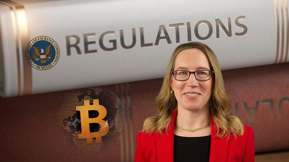 Comisionada de la SEC plantea tres nuevas regulaciones para la venta de tokens